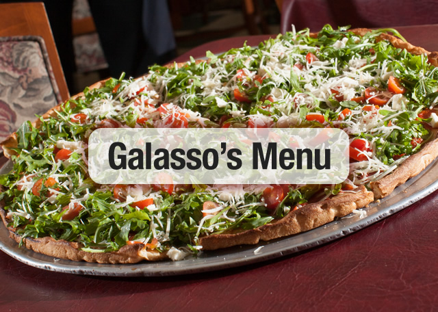 Galasso's Menu