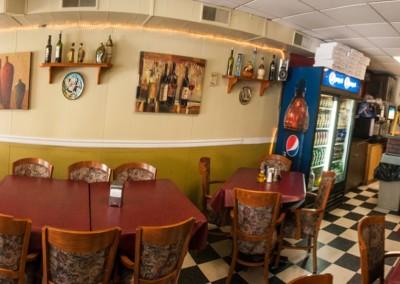 Inside Galasso's